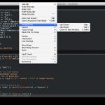 SublimeText2で同一ファイルを2画面表示するプラグイン「Simple Clone」が便利すぎる