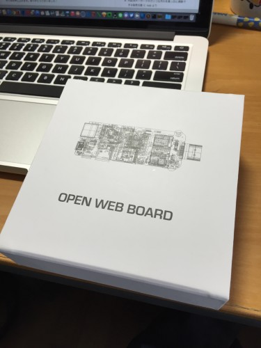 OPEN WEB BOARD